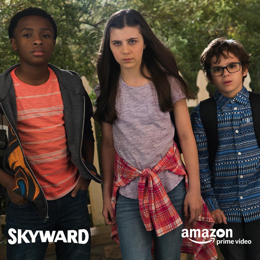 Skyward Cast